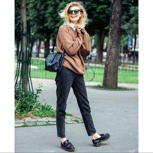 Vintage 90s Black Calvin Klein Mom Jeans